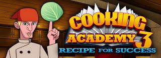 Free Download Cooking Academy 3: Recipe for success Full Version - Ronan Elektron