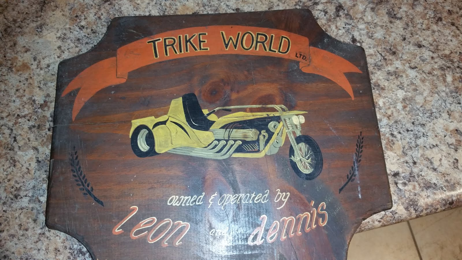 Trike World Limited