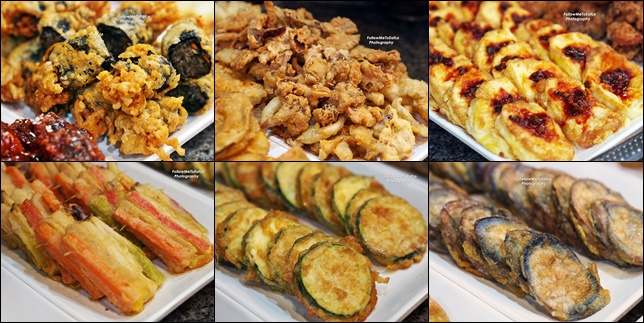 A Variety Of Deep-Fried Vegetables