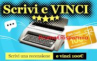Logo Scrivi una recensione e vinci Gift Card Mondadori da 100 euro