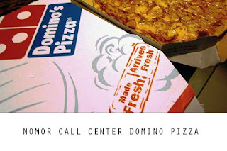 Nomor Call Center Domino Pizza