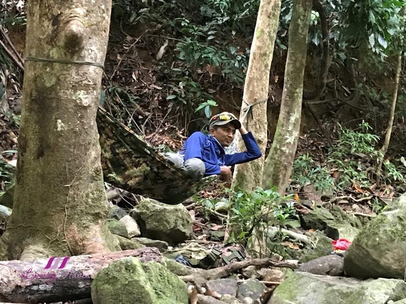 visit perak 2017 belum rainforest santuari ikan hammock