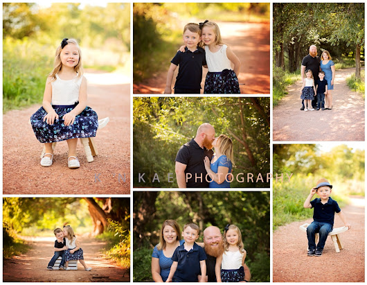 2017 Family Session Overload // Colorado Springs // k 'N kae Photography