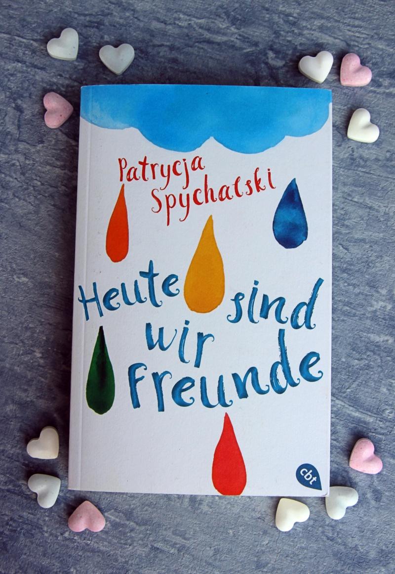 """""""Heute sind wir Freunde"""" von Patrycja Spychalski"""