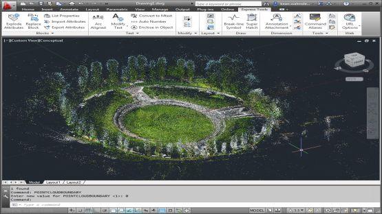 AutoCAD 2013 screenshot 3