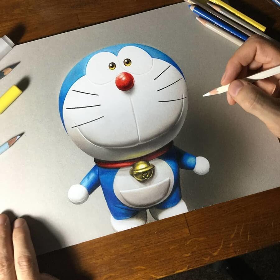 09-Doraemon-Marcello-Barenghi-www-designstack-co