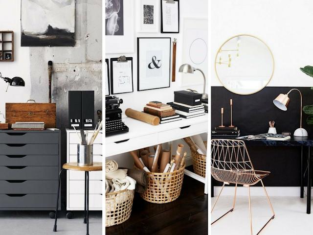 Home Office - Ideias IKEA