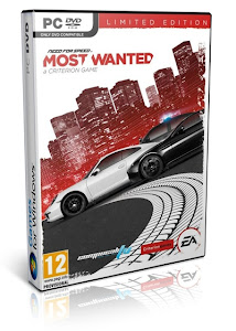 Need For Speed Most Wanted Limited Edition PC Full Español Descargar 2012 Skidrow