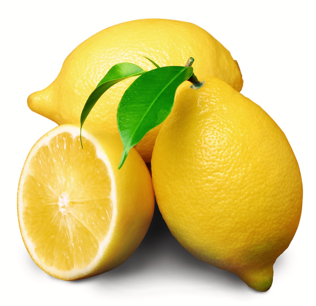 Mengenal Khasiat Buah Lemon