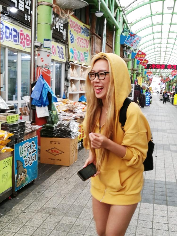 Sokcho, Korea