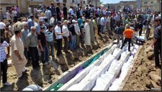 300 Warga Sunni Dibantai Milisi Syiah Iraq dalam Pertempuran Fallujah