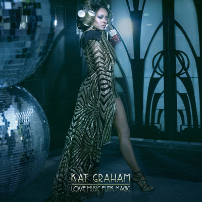 Kat Graham - Love Music Funk Magic - Album Download, Itunes Cover, Official Cover, Album CD Cover Art, Tracklist
