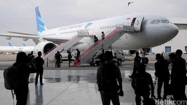 Tarif Tiket Pesawat Turun hingga 60%