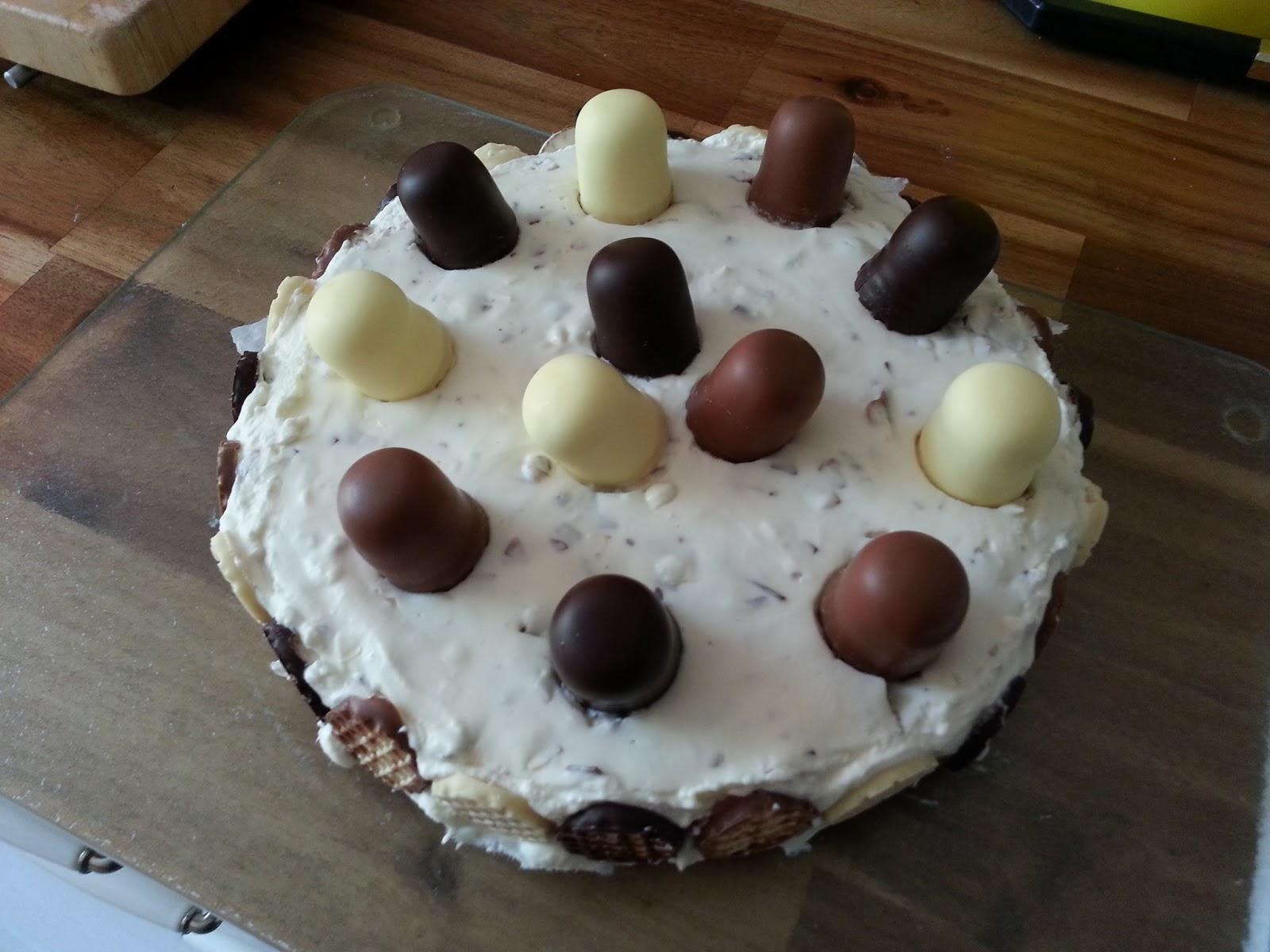 My New Beginning Schokokuss Torte