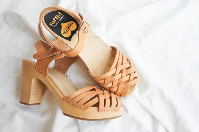 sandales Swedish Hasbeen
