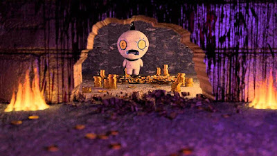 The Binding of Isaac Afterbirth Plus-TiNYiSO