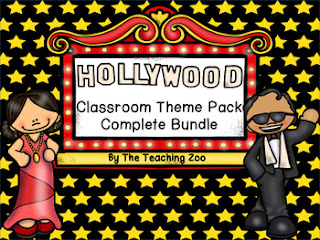 https://www.teacherspayteachers.com/Product/Hollywood-Theme-Complete-Classroom-Decor-Bundle-2620622