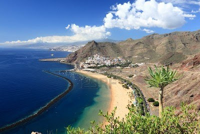 Far From the Beaten Path: The Beautiful Black Sand Beaches of Tenerife