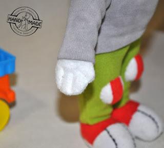 мягкая игрушка неон