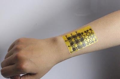 Els investigadors desenvolupen pells electròniques que activen robots sense fils