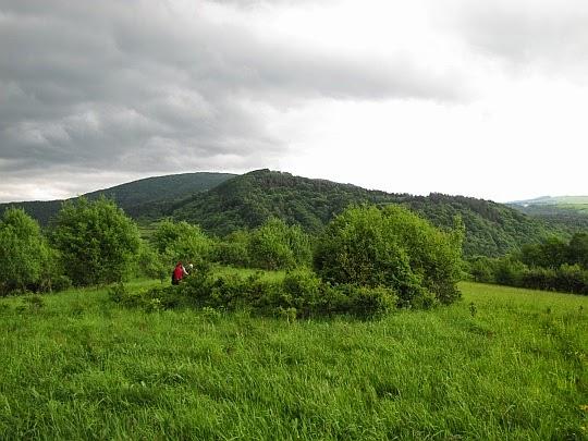 Cergowa (716 m n.p.m.).