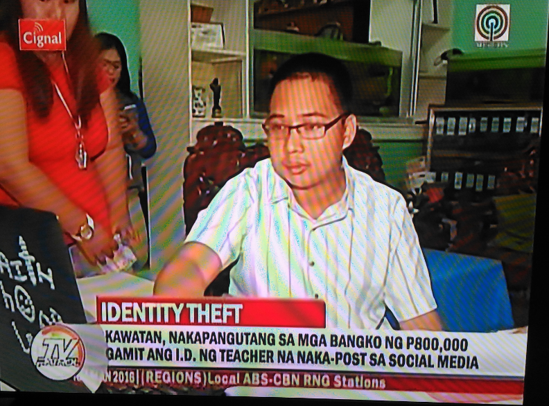 Facebook Identity Theft