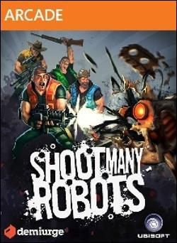 Shoot Many Robots PC Game