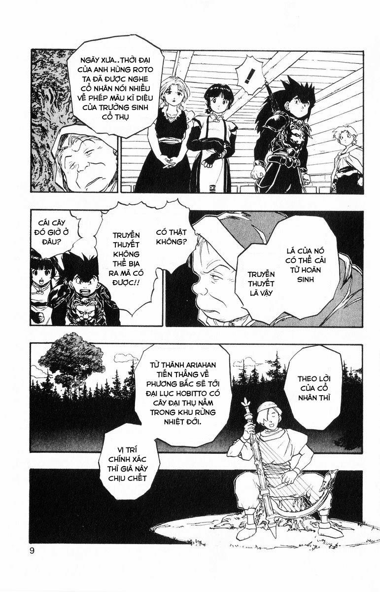 Dragon Quest: Emblem of Roto chap 38 trang 4