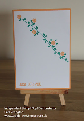 Stampin' Up! Just for you