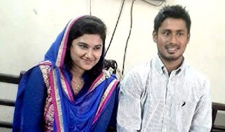 Bangladeshi Cricketer Mohammad Ashraful And His Wife Anika Taslima Orchi HD Photos