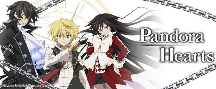 جميع حلقات انمي Pandora Hearts مترجم (تحميل + مشاهدة مباشرة)