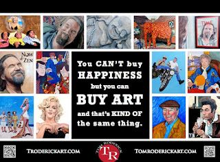 Buy Art by Boulder contemporary artist Tom Roderick