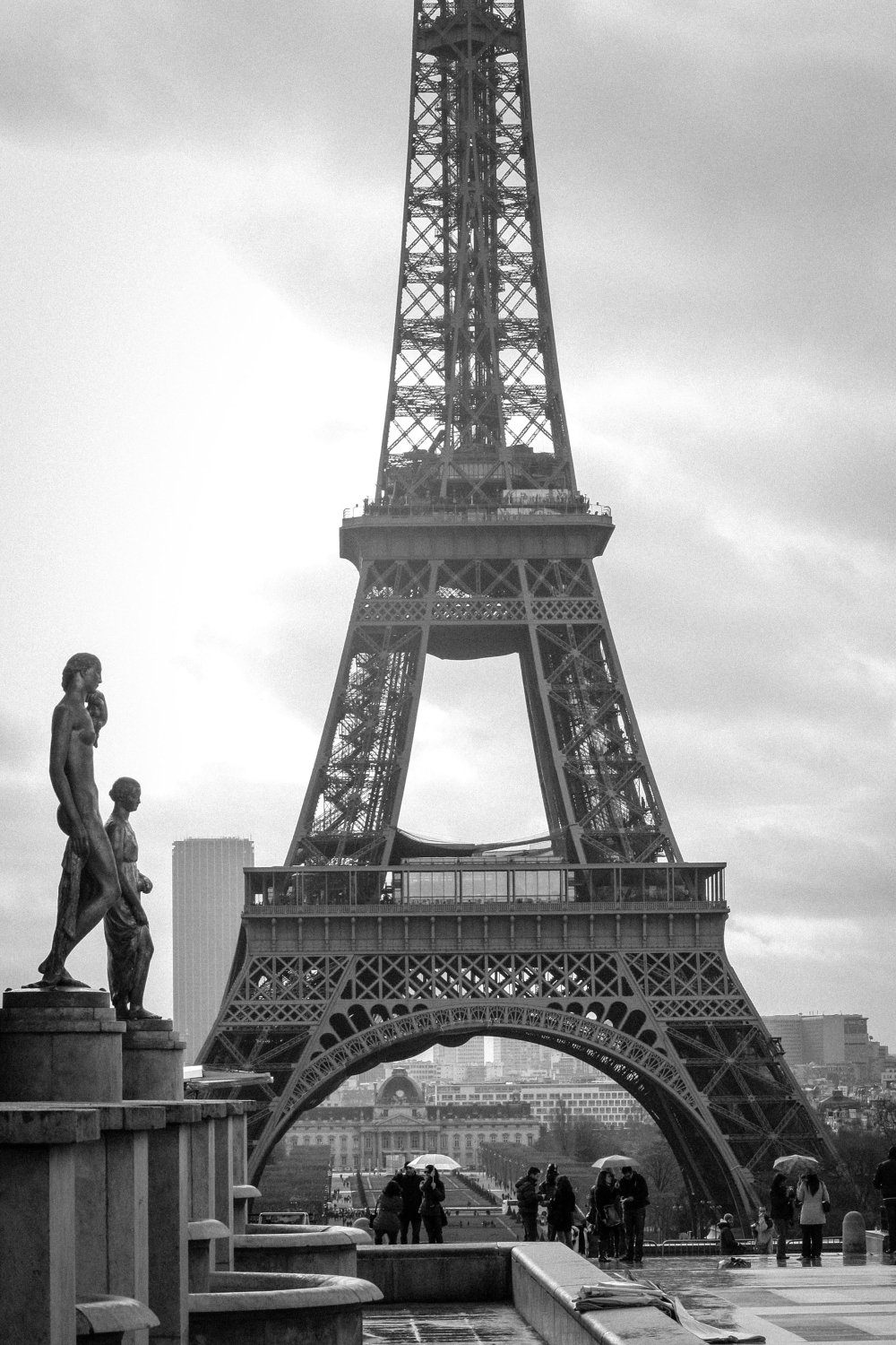 Wallpaper On Bedroom Wall Quotes Paris Paris Black And White
