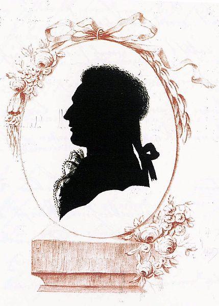 Portret-siluetã - sec.18