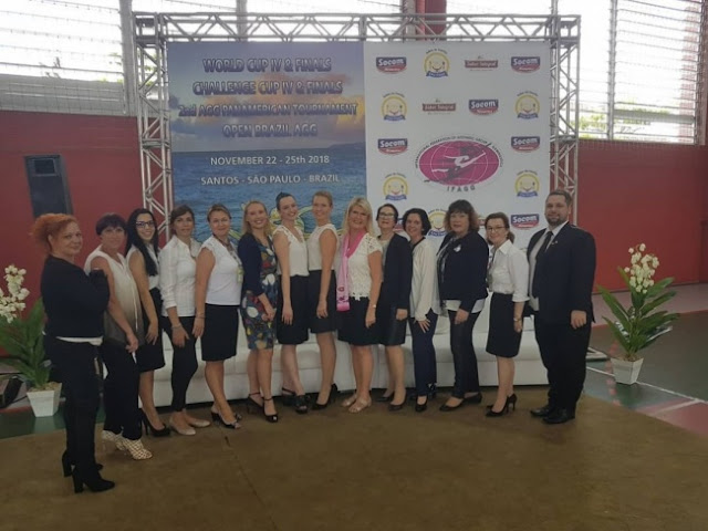 Η ομάδα Ρυθμικής - Αισθητικής Γυμναστικής του Φιλίππου Βέροιας στο 4ο Πανελλήνιο Πρωτάθλημα στο Άργος