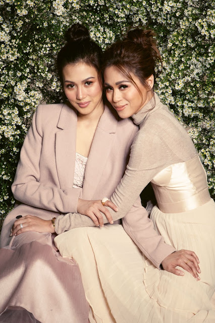 Catch celebrity sisters Alex Gonzaga and Toni Gonzaga-Soriano on the cover of SM Shopmag this March as SM Supermalls celebrates Women's Month with new and delightful activities and deals in 73 malls nationwide! (Photo courtesy of SM Shopmag)