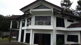 Villa Di Lembang Asri Villa Raju