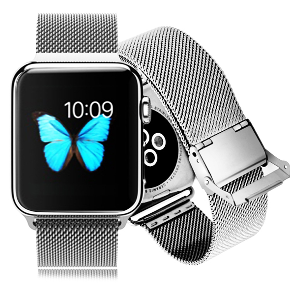 mejores-correas-acero-apple-watch-4 The Best Metal Belts for your Apple Watch Technology