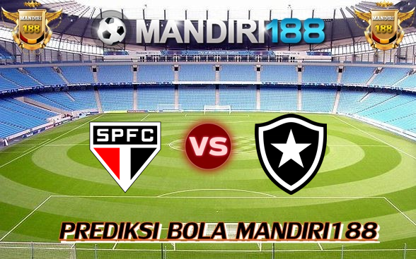 AGEN BOLA - Prediksi Sao Paulo vs Botafogo RJ 20 November 2017