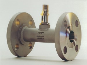 turbine flow meter flange connections Hoffer