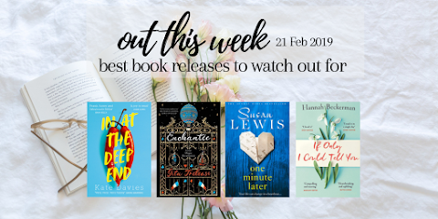 Best Book Releases to watch out for - 21st February