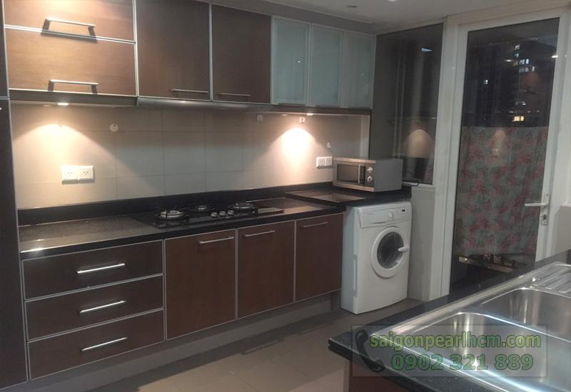 Saigon Searl Sapphire 2 cho thuê - tủ bếp