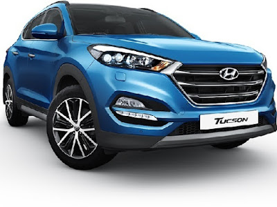 The all new Hyundai Tucson Wallpaper