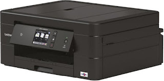 work inkjet printer amongst programmed duplexing Brother MFC-J890DW Drivers Download