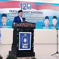 Konsolidasi dan Pembekalan Caleg, DPD PAN Bima-Dompu Target Menang Pemilu
