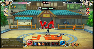 Naruto Saga free-to-play MMORPG