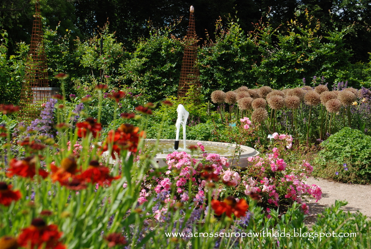Egeskov Gardens