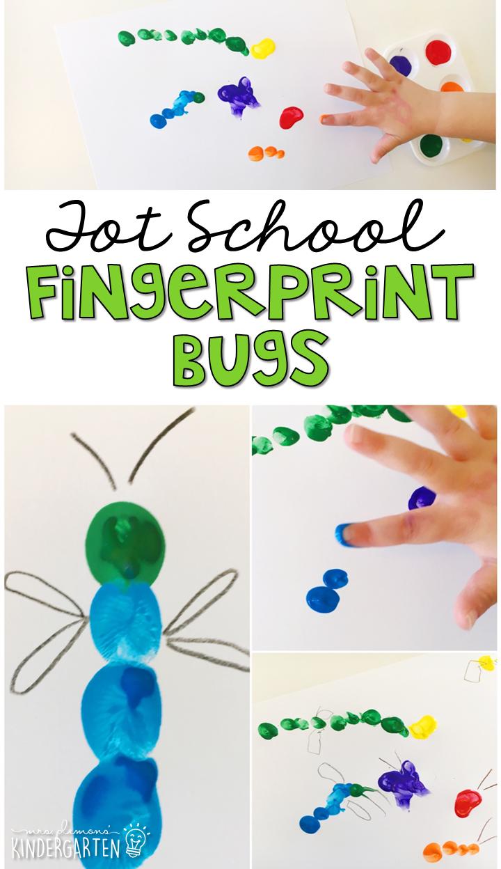 Tot School: Insects - Mrs. Plemons\' Kindergarten