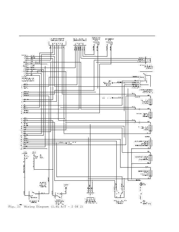 1994 toyota wiring diagram