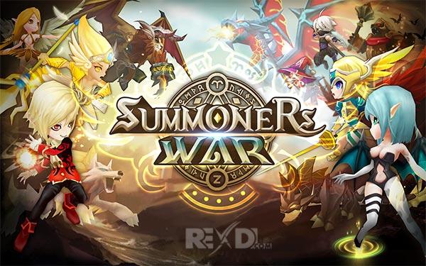 تحميل Summoners War Sky Arena مهكرة كامل